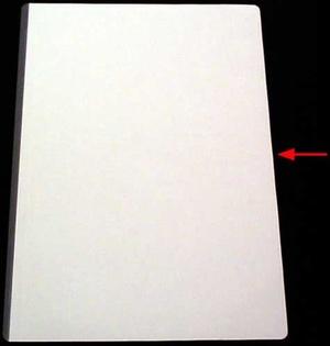 [Utgående] Lamineringsblad A4 PP glas permanent 10-pack